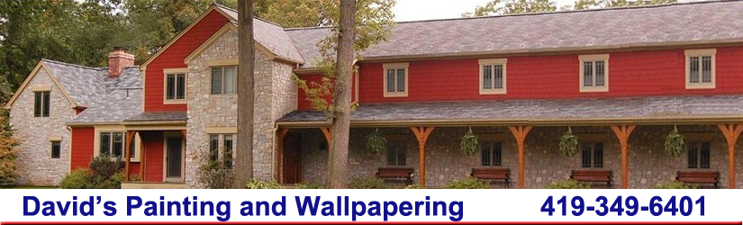 David's Painting and Wallpapering header image